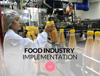 Food Industry Implementation