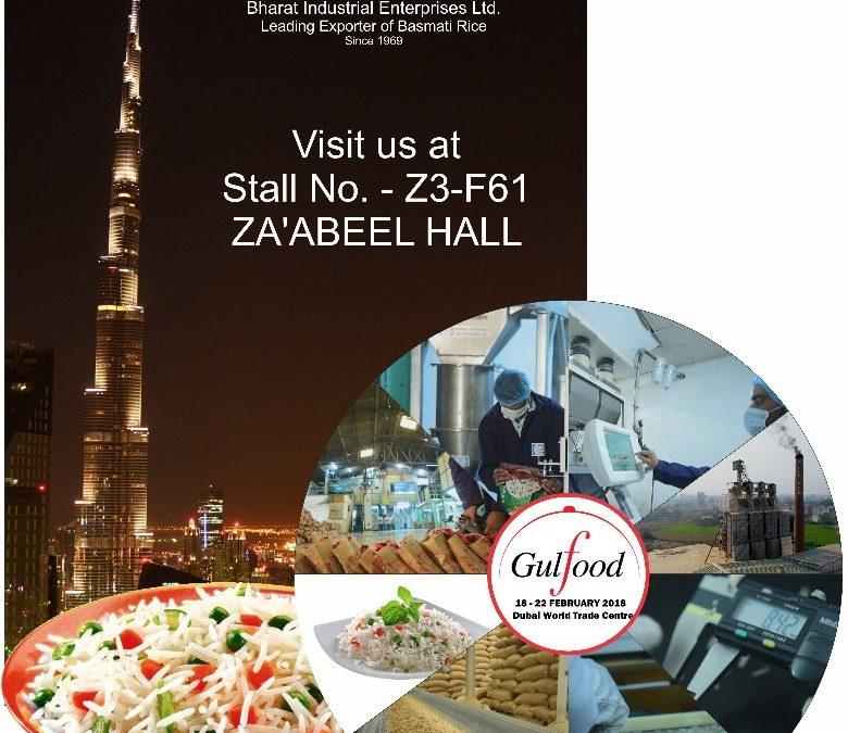 Gulf Food – Dubai