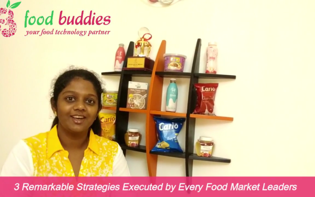 3 Remarkable Strategies Executed By Every Food Market Leaders