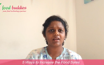 5 Ways to Increase the Food Sales