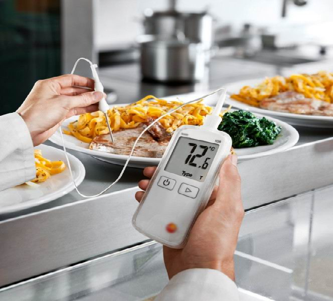 What happens if you do improper Food testing?