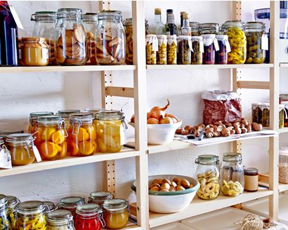 How to preserve Food Raw Material for longer shelf life