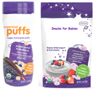 Snack for Babies