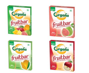 Concept 1 – Organic Fruit Bars