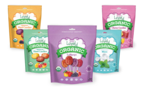 Concept 3 – Organic Candies