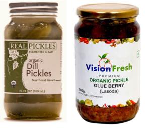 Concept 7- Organic Pickle