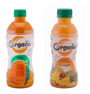 Organic Food Juices