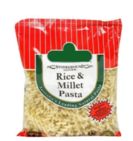 Rice and Millet Pasta