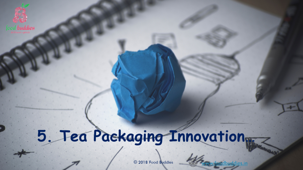 Tea Packaging Innovation