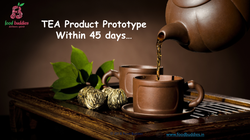 Tea Product Prototype