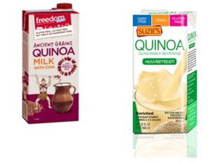 Concept 11- Quinoa Milk