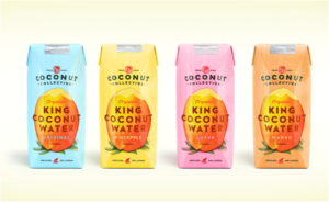 Concept 7- Flavoured Coconut Water