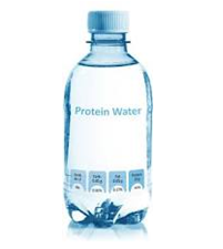 Protein Water Bottle
