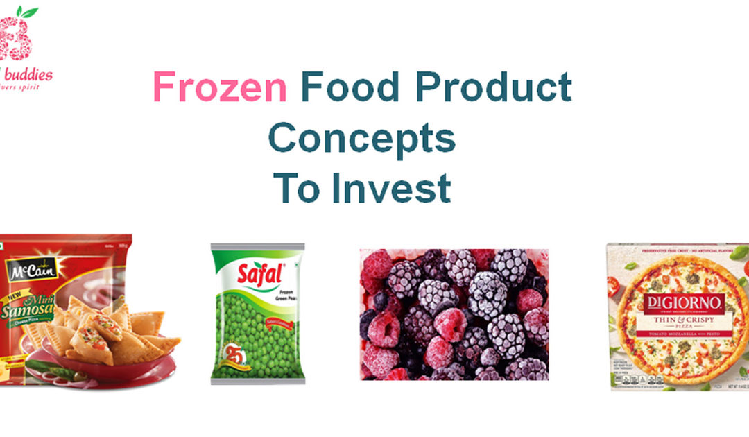 15 Fast & Novel Frozen Food Concepts