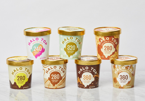 High Protein Ice Creams