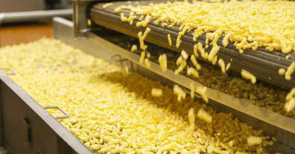 Growth of Extrusion Snack Food Market In India