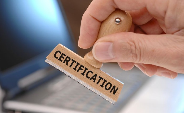 What Certifications Are Mandate To Be A Food Co packer?